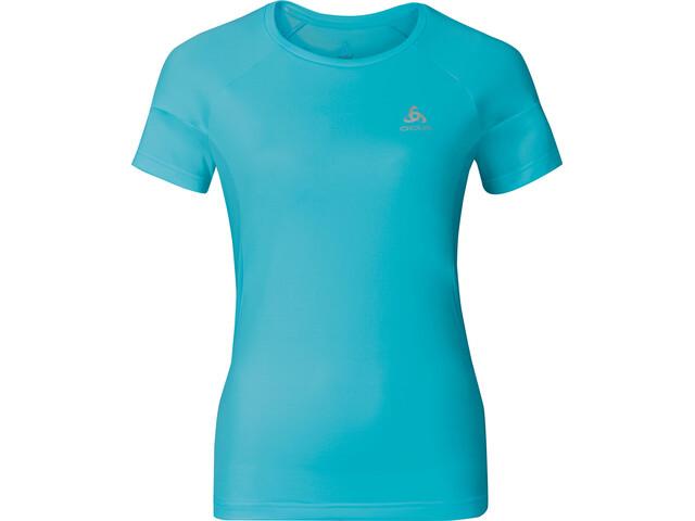 Odlo Versilia - Camiseta Running Mujer - azul